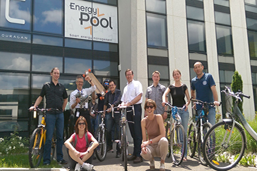 Rejoindre Energy Pool