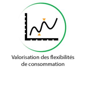 illustration service valorisation des flexibilités de consommation