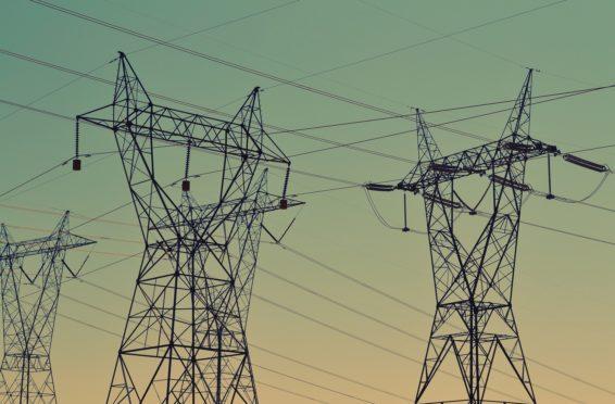 Pylones électriques
