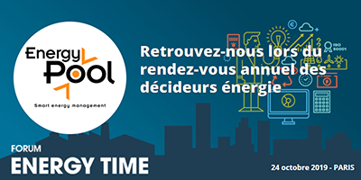 Energy Pool participe au Forum Energy Time