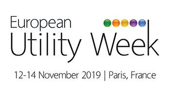 ogo de l'événement European Utility Week