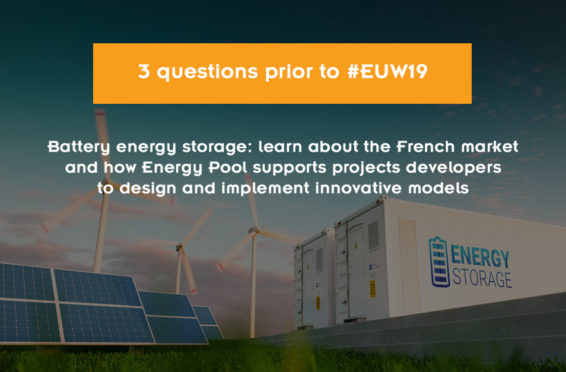 Illustration 3 questions about Battery Energy Storage