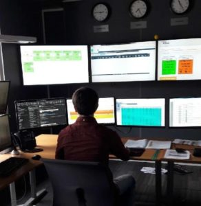 Technician in Network Operations Center in France