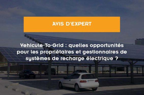 vehicule-to-grid microgrid