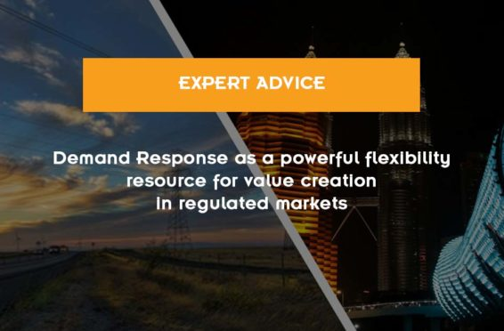 Demande Response regulated markets