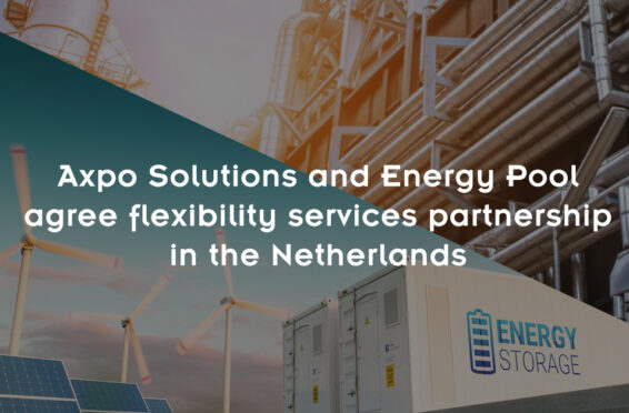 partneship AXPO and Energy Pool