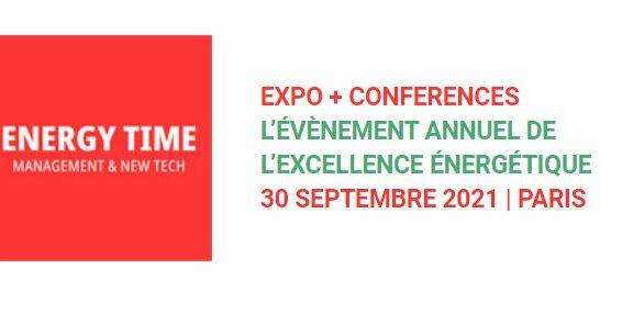 Logo du Forum Energy Time 2021